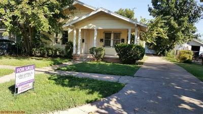 Wichita Falls Multi Family Home For Sale: 2005 Fillmore Street