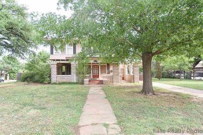Wichita Falls Single Family Home For Sale: 2812 10th Street