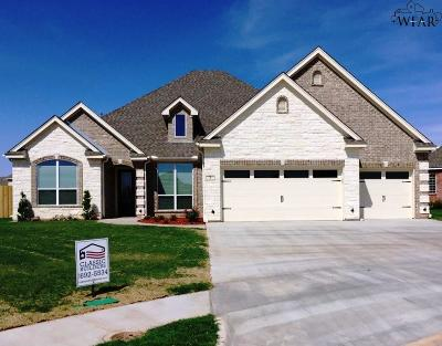 Wichita County Single Family Home For Sale: #3 Canyon View Court