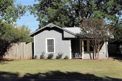 Wichita Falls Multi Family Home For Sale: 1803 Grant Street