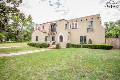 Wichita County Rental For Rent: 2006 Avondale Street