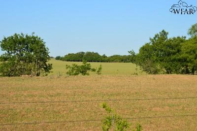 Wichita Falls Residential Lots & Land For Sale: Fm 1740