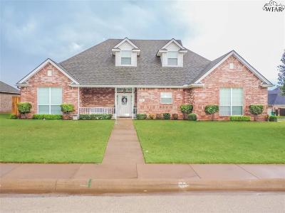 Iowa Park Single Family Home Active-Contingency: 130 Park Place Circle