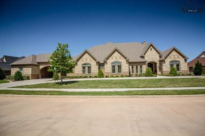 Wichita Falls TX Single Family Home Sold: $735,000