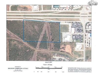 Wichita Falls Residential Lots & Land For Sale: 23.78 Acres Kell Boulevard