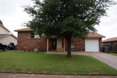 Wichita Falls Single Family Home For Sale: 5213 Jamaica Drive