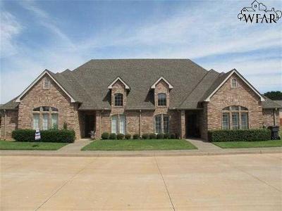Wichita County Rental For Rent: #7-2 Villa Court