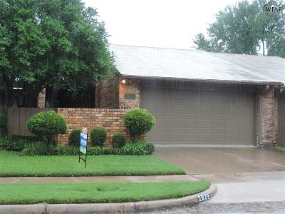 Wichita County Single Family Home For Sale: 2829 Mill Valley Drive