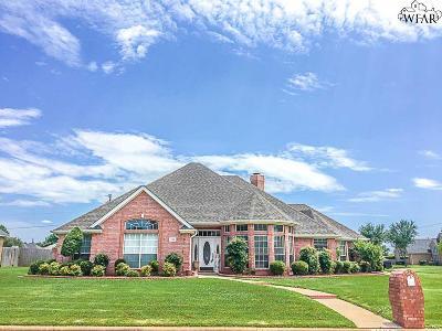 Burkburnett Single Family Home For Sale: 1108 Oriole Lane