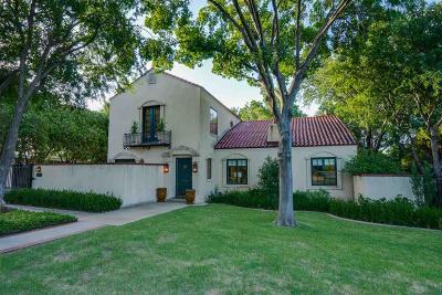 Wichita Falls Single Family Home For Sale: 2902 Sturdevandt Place