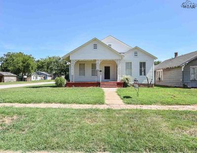 Single Family Home For Sale: 1652 Pearl Avenue