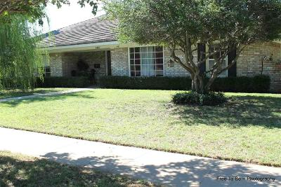 Wichita Falls Single Family Home For Sale: 2407 Merrimac Drive