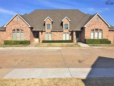 Wichita County Rental For Rent: 2928 Loma Linda Lane