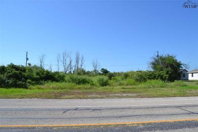 Wichita Falls TX Residential Lots & Land For Sale: $32,000