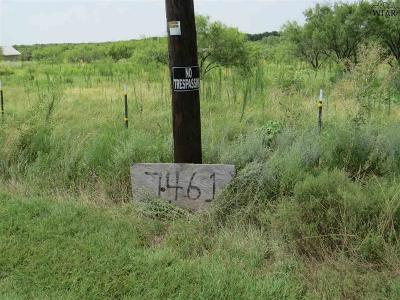 Wichita County Residential Lots & Land For Sale: 7461 Roller Road