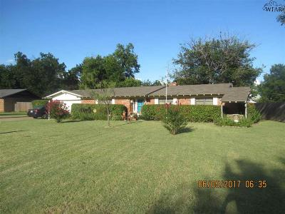 Single Family Home For Sale: 1505 Rita Lane