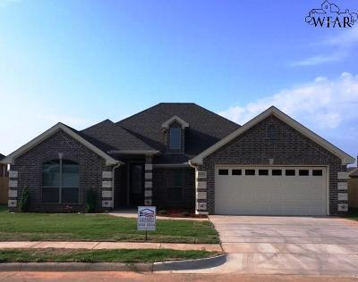 Wichita County Single Family Home For Sale: 6211 Talon Trail