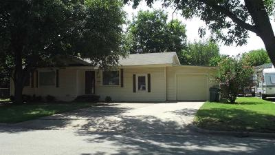 Burkburnett TX Single Family Home For Sale: $68,000