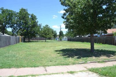 Wichita County Residential Lots & Land For Sale: 1804 Fairfax Avenue