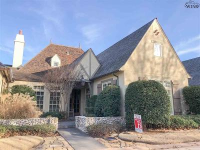 Wichita Falls Single Family Home For Sale: 15 Champions Court