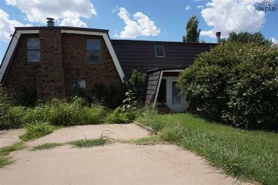 Wichita County Single Family Home For Sale: 1200 Illinois Street