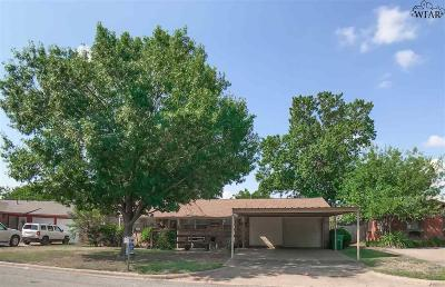 Single Family Home For Sale: 907 W Cornelia Avenue