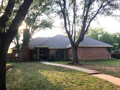 Single Family Home For Sale: 3414 Horseshoe Bend Estates