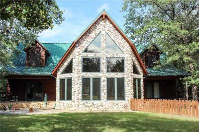 Single Family Home For Sale: 869 Denton Road