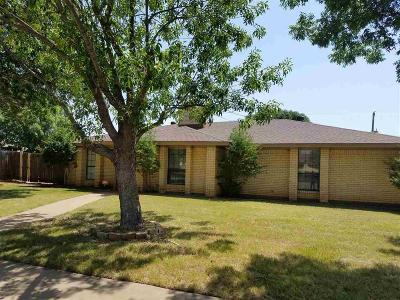 Wichita County Single Family Home For Sale: 4 Ramona Court