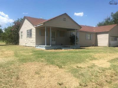 Clay County Single Family Home For Sale: 312 W Reed Street