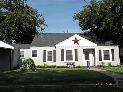 Henrietta Single Family Home Active W/Option Contract: 408 N Main Street