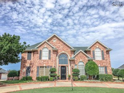Burkburnett Single Family Home For Sale: 1416 Quail Run