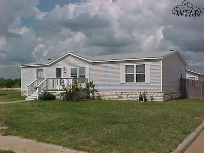 Wichita County Single Family Home For Sale: 5304 April Street