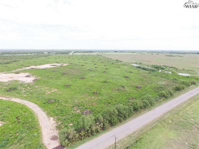 Wichita County Residential Lots & Land For Sale: 12.5 Ac Old State Road
