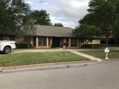 Single Family Home For Sale: 914 Tejas Drive