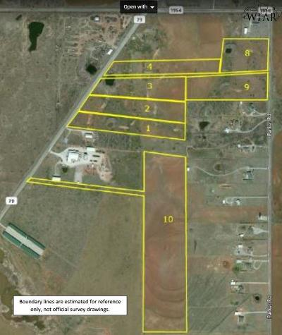 Residential Lots & Land For Sale: Tract 1 S Hwy 79