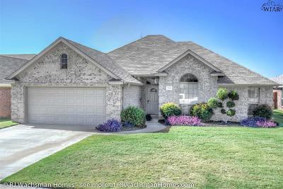 Wichita County Single Family Home For Sale: 5020 Cypress Avenue