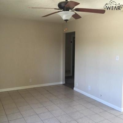 Wichita Falls TX Rental For Rent: $550