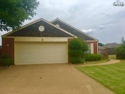 Single Family Home Active W/Option Contract: 4 Northshore Circle