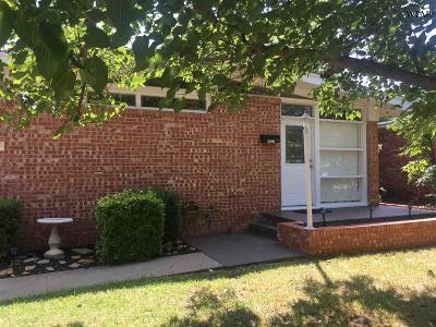 Wichita Falls Single Family Home For Sale: 4801 Florist Street