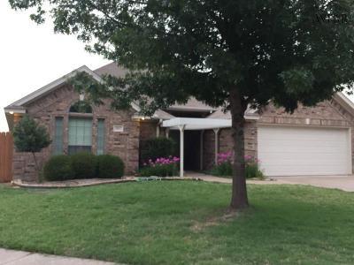 Wichita Falls Single Family Home For Sale: 4803 Belair Boulevard