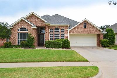 Wichita Falls Single Family Home For Sale: 4804 Whirlwind Drive