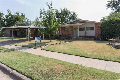 Wichita Falls Single Family Home For Sale: 4615 Stanford Avenue