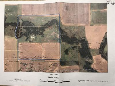 Wichita County Residential Lots & Land For Sale: 3989 Ashton Road