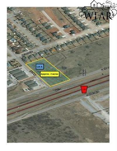 Wichita County Residential Lots & Land For Sale: Central Freeway