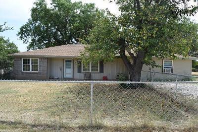 Wichita Falls Single Family Home For Sale: 1753 Huntington Lane