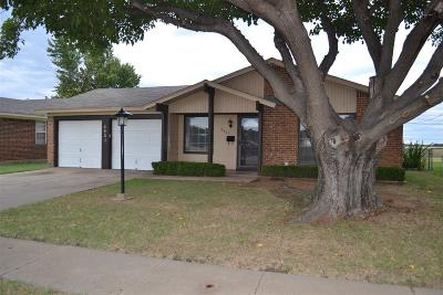 Single Family Home For Sale: 4821 Cypress Avenue
