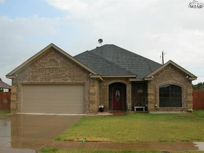 Wichita Falls Single Family Home For Sale: 5129 Royalwood Drive