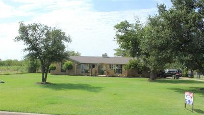 Wichita Falls Single Family Home For Sale: 5117 Whispering Creek Lane