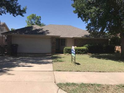Wichita Falls Single Family Home For Sale: 4810 Mt Everest Drive